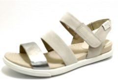 Roestvrijstalen Ecco Sandalen/Sandaaltjes