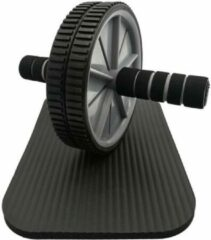 Grijze Fitnesswiel-Fitness Wheel Kaytan