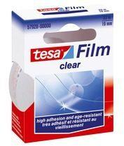 Tesa 57043-00000-00 57043-00000-00 tesafilm tesafilm Eco & Clear Transparant (l x b) 33 m x 19 mm 1 rollen