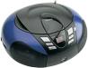 Lenco SCD-37 - Radio CD-speler met MP3 optie en USB - Blauw
