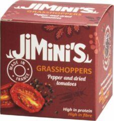 Jimini's Sprinkhanen - Peper & Zongedroogde Tomaat Geen Kleur