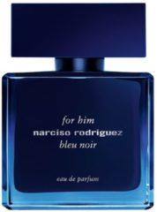 Narciso Rodriguez Bleu Noir for Him - 50 ml - eau de parfum spray - herenparfum