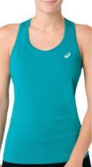 Lichtblauwe Asics Sportshirt - Maat S - Vrouwen - licht blauw
