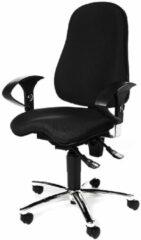 Rode TopStar Bureaustoel Sitness 10 - 4 kleuren