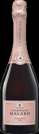Afbeelding van Champagne Malard Excellence Rose, Champagne, Frankrijk