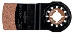 Hardmetaal Invalzaagblad 32 mm Bosch Accessories AIZ 32 RT 2609256C48 Geschikt voor merk Fein, Makita, Bosch, Milwaukee, Metabo 1 stuks