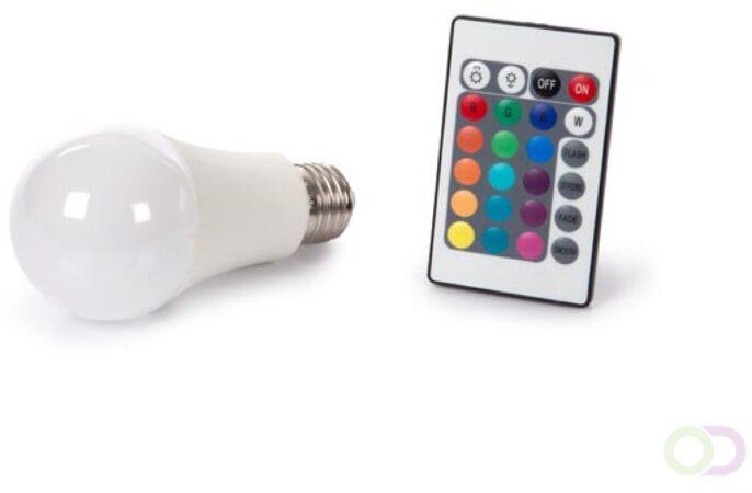Afbeelding van Garden Lights Ledlamp 10 W E27 RGB & Warmwit