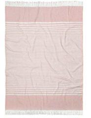 Jacquard Decke Kati Tom Tailor Rose