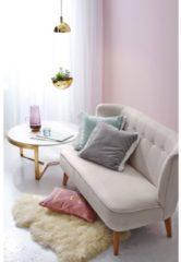IMPRESSIONEN living Couchtisch mit Marmor Tischplatte