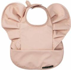 Roze Elodie Details Slabbetje - Powder Pink