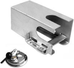 Proplus Koppelingsslot Staal 23 Cm Zilver Met Discusslot