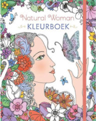 Ons Magazijn Natural Woman kleurboek