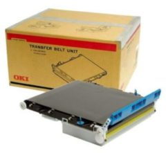 Zwarte Oki 42158712 transfer belt standard capacity 50.000 pagina's 1-pack