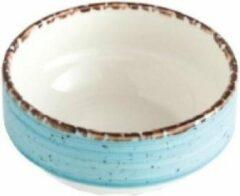 Gural Ent color Set 6 Slakom 12cm 38cl Blauw 616983