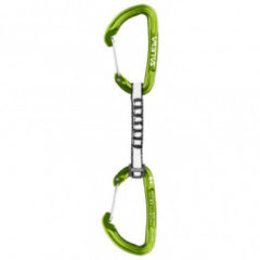 Salewa - Express Set Dyn Hot G3 Wire/Wire - Klimset groen/wit/olijfgroen