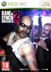 Square Enix Kane & Lynch 2, Dog Days Xbox 360
