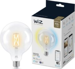 WiZ Connected Globe - E27 - Transparant - 60W - Koel tot Warmwit Licht