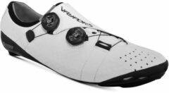 Witte BONT Vaypor S - Racefiets schoenen - White - maat EU45