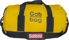 Gele Duffel Gabbag - Reistas - 65 Liter - Geel - Waterdicht