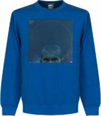 Blauwe Retake Pennarello LPFC Zidane Sweater - XL