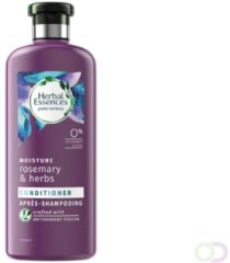 Herbal Essences Rosemary and Herbs - Voordeelverpakking 6x400ml - Conditioner