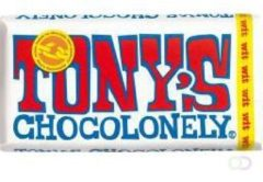 Tony's Chocolonely - Classic Witte Chocolade, 180 gram