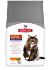 Hill's Feline Senior Hairball Control - Kattenvoer - Kip 1.5 kg - Kattenvoer
