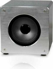 "Zilveren PLATINET OMEGA SPEAKER OG62A ALUMINIUM 5"" 8W BLUETOOTH V4.2 TWS Luidspreker"