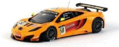 McLaren MP4-12C GT3 #58 24 Hours of Spa 201 - 1:43 - TrueScale Models