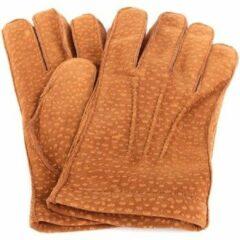 Bruine Handschoenen Mario Portolano 1375U