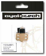 Cyclotech Components Prodisc Metal Remblokken voor o.a. Avid Elixir