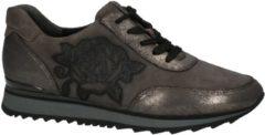 Gabor Dames Lage sneakers - Grijs - Maat 38.5