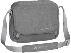 Antraciet-grijze Vaude haPET II - City bag - 11 liter - Unisex - anthracite