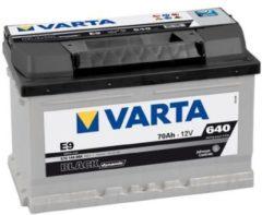 Varta BLACK Dynamic 570 144 064 3122 E9 12Volt 70 Ah 640A/EN Start Accu 4016987119433