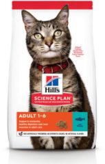 Hill's Feline Adult Tonijn 7 kg