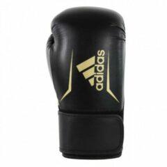 Zwarte Adidas Performance (kick) bokshandschoenen Speed 100 - 12 oz