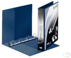 Panoramaringband Leitz softClick 4-rings A4-30mm blauw