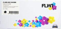 FLWR - Toner / 593-11130 / Zwart - Geschikt voor Dell