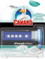 Canard Toiletreiniger wc-blok Fresh Disc Active Eucalyptus 6 gel discs