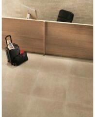 Fap Ceramiche Vloer- en wandtegel Maku Nut 60x60 cm Gerectificeerd Natuursteenlook Mat Taupe SW0731201-2
