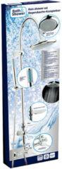 Klein Bath & Shower doucheset - regendouche Ø 20 cm - aparte handdouche - chroom - kalkwerend