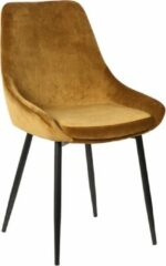 Gouden Grab A Chair stoel Leonore - Gold