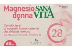 Paladin Pharma Sana Vita Magnesio donna 60 compresse
