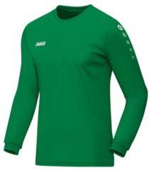 Jako Team Longsleeve T-shirt Heren Sportshirt - Maat XXL - Mannen - groen