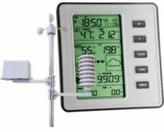 TFA Dostmann TFA-Dostmann 35.1077 digitale weerstation Zilver
