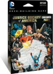 Cryptozoic Entertainment DC Comics DBG Crossover #1 JSA