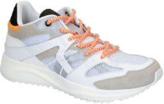 Beige Woden Eve Ecru Sneakers Dames 38