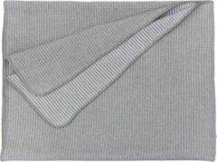Grijze Heckettlane Favo Bedsprei 270/260 Silver Grey