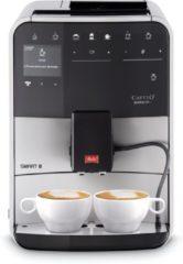 Zilveren Melitta volautomatisch koffiezetapparaat Melitta® CAFFEO Barista T Smart® F83/1-101