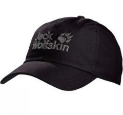 Jack Wolfskin Baseball Cap Cap Sportcap Unisex - Zwart - One Size